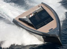 Wouldn't mind one of these either - Wally yachts