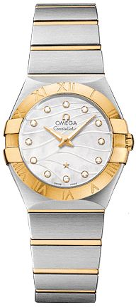 Omega Constellation 123.20.27.60.55.005