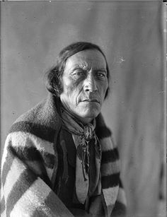 Crow man, 1900: