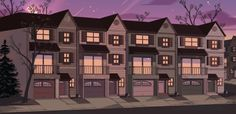 """stevencrewniverse: """" A selection of Backgrounds from the Steven Universe episode: Nightmare Hospital Art Direction: Jasmin Lai Design: Steven Sugar and Emily Walus Paint: Amanda Winterstein and Ricky Cometa """""""