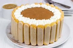 Tiramisu Cake - Spiced