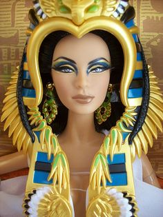 Cleopatra Barbie Doll
