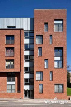 Multi Family Building In Duke Street High Glasgow Uk The Architects