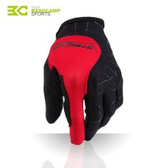 Shockproof Telefingers Full Finger Cycling Gloves Guantes Ciclismo Guanti Luvas MTB Bike Bicycle Glove Gants Velo BC-202L