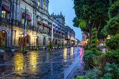 Puebla, la Ciudad de los Angeles