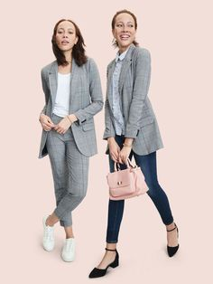 Plaid Boyfriend Blazer A New Day line at Target Target Clothes, Urban Fashion, Womens Fashion, Blazer Outfits, Plaid Blazer, Work Outfits, Boyfriend Blazer, Target Style, Fashion Line