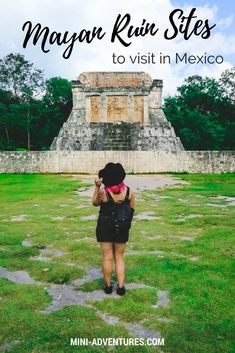 Four Mayan Ruin Sites to visit in Mexico | Chichen Itza | Uxmal | Palenque | Tulum | Mexico travel | Yucatan | Campeche | Group travel | Historical archaeological sites