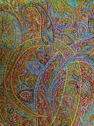 french paisley -