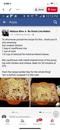Low Carb Breakfast Recipes – The Keto Diet Recipe Cafe Ww Recipes, Low Carb Recipes, Cooking Recipes, Healthy Recipes, Diabetic Recipes, Healthy Cooking, Healthy Eating, Weigth Watchers, Cannelloni