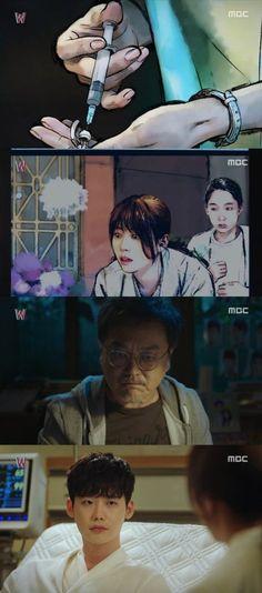 [Spoiler] 'W' Han Hyo-joo saves Lee Jong-suk from death @ HanCinema :: The Korean Movie and Drama Database