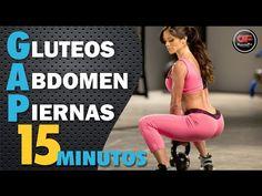 GAP routine Buttocks-Abdomen-legs   Routine CardioMax 4 - YouTube