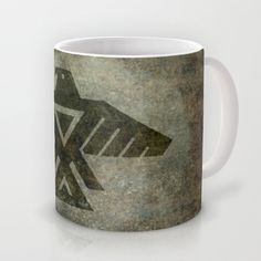 Emblem of the Anishinaabe people - Vintage version Mug by LonestarDesigns2020 - Flags Designs + - $15.00