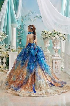 Pin by なお on ドレス Ball Dresses, Ball Gowns, Prom Dresses, Formal Dresses, Moda Lolita, Dress Outfits, Fashion Dresses, Fantasy Gowns, Fairytale Dress