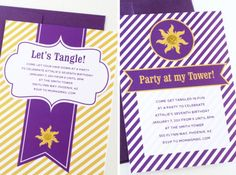 I wish I were 5 years old so it would be socially acceptable for me to have a Tangled themed party.