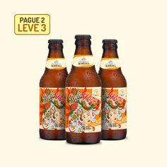 Cerveja Bohemia Bela Rosa - 300 Ml - Promoção Pague 2 Leve 3