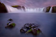 Godafoss in Iceland - Image by Koveh Photography