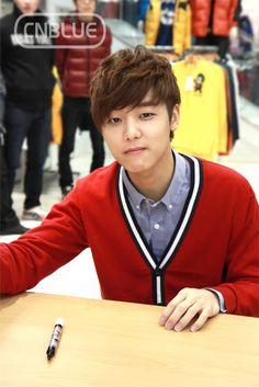 Kang Min Hyuk 130111 Bang Bang Fan sign Event