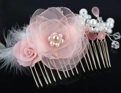 Oh so feminine hair comb