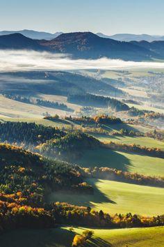 Sulov Mountains, Slovakia by Filip Żółtowski. So amazing. Bratislava, Heart Of Europe, Island Tour, Top Travel Destinations, Adventure Tours, China Travel, Belle Photo, Vacation Trips, Beautiful Landscapes