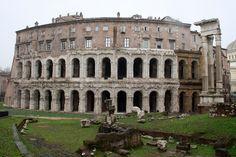 Rome Theatre of Marcellus