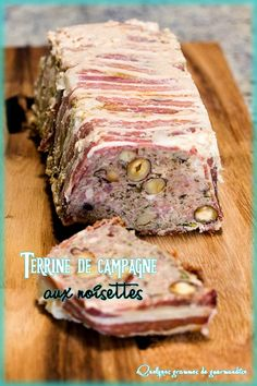 Charcuterie, Tapas, Eggplant Parmesan, French Food, Dessert Recipes, Desserts, Main Meals, Relleno, Entrees