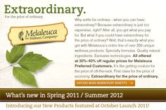 Melaleuca Products, Sooo much better than grocery store brands! & healthier.