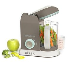 BEABA Babycook Pro- Dishwasher Safe Baby Food Maker-Cooks & Processes, http://www.amazon.com/dp/B00A6Y02QC/ref=cm_sw_r_pi_awdm_239Ywb0ZSQSKM