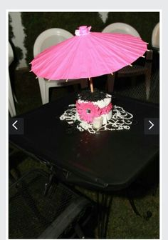 Baby shower table idea ?