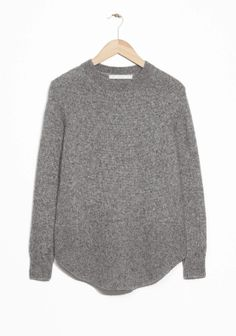 & Other Stories | Alpaca-Blend Sweater