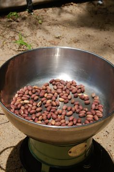 How to Roast Raw Peanuts - Easy Cooking Recipes