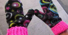 Porissa on ollut kaunis syyspäivä. Viikonlopuksi on luvattu lämmintä ja kaunista ilmaa. Tänään fleecekintaansa sai ensimmäiseksi viide... Hobbies And Crafts, Arts And Crafts, Diy For Kids, Crafts For Kids, Easy Knitting Patterns, Knit Mittens, Handicraft, Crochet Stitches, Needlework