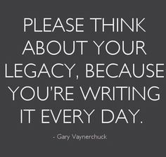 Legacy Quotes Mesmerizing Planting Seedsleaving A Legacy On Pinterest  Legacy Quotes
