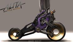 I was Rosa Salazar's personal on Check out Art of Alita: Battle Angel for more art Alita Movie, Robot Leg, Alita Battle Angel Manga, Character Art, Character Design, Max Steel, Fashion Themes, Retro Futurism, Cyberpunk