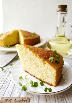 Classic Olive Oil Cake Recipe - l™ { From Scratch } Orange Olive Oil Cake, Lemon Olive Oil Cake, Baking With Yogurt, Chocolate Olive Oil Cake, Coffee Cake Muffins, Cake Recipes From Scratch, Winter Desserts, Cake Tasting, Pound Cake Recipes
