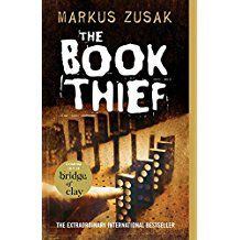 The Book Thief by Markus Zusak My rating: 4 of 5 stars I've probably had this book on my bookshelf for 10 years. Historical Fiction Books For Kids, I Am The Messenger, Books To Read, My Books, Markus Zusak, The Book Thief, Fiction Novels, Page Turner, First Novel