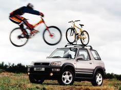 """Toyota RAV4 """"Giant"""" '1999–2000"""