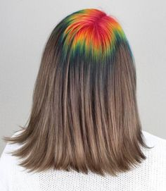 "katya on Twitter: ""everybody stfu… "" Funky Hairstyles, Pretty Hairstyles, Shot Hair Styles, Long Hair Styles, Hair Inspo, Hair Inspiration, Red H, Hair Wax, Hair Reference"