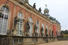 Germany - Potsdam, Sanssouci, Neues Palace