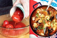 Here's what you'll need: How To Make A Seafood Stew To Warm Every Heart
