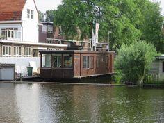 Houseboat_Rotterdamse Schie