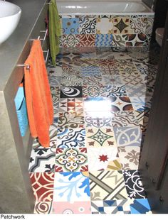 mosaic del sur: Manufaktur für Zementfliesen in Spanien