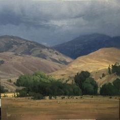 Josh Clare- Looks like the mtns near San Luis Obispo, CA