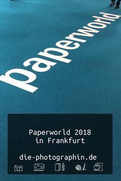 Mein Besuch auf der Paperworld 2018 in Frankfurt - eine Auswahl meiner Lieblingsstände und Eindrücke der Messe und die Trends für 2018.