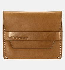 Cut Leather Wallet