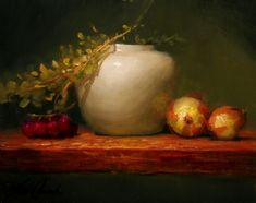 Still life with yellow onions Framed, painting by artist Justin Clements Painting Still Life, Still Life Art, Art Addiction, Be Still, Orange Color, Original Paintings, The Originals, Frame, Onions