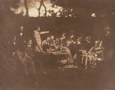 moma.org  Debating Society Meeting at Merchiston Castle  David Octavius Hill (British, 1802-1870) with Robert Adamson (British, 1821-1848)