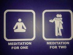 Salsa meditation