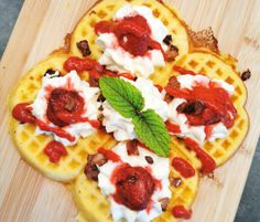Pepperoni, Pizza, Breakfast, Food, Creative, Morning Coffee, Meals, Yemek, Morning Breakfast