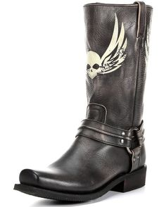 American Rebel Boot Company | Men's Colt Ford Outlaw Boot - Stone | Country Outfitter