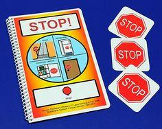 STOP - PECS Autism Social Skills Story